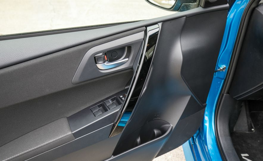 2017 Toyota Corolla iM - Slide 74