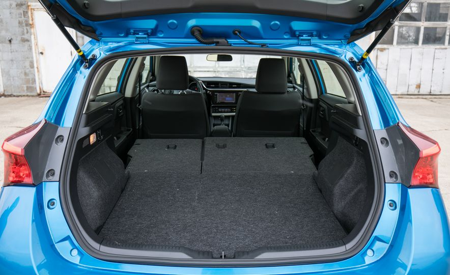 2017 Toyota Corolla iM - Slide 85