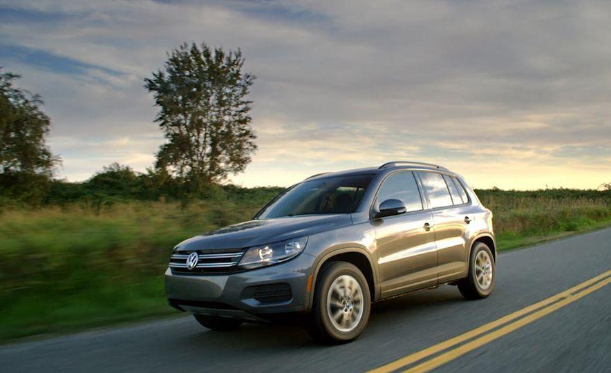 2017 Volkswagen Tiguan Limited - Slide 1