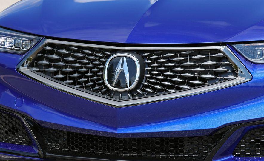 2018 Acura TLX - Slide 25