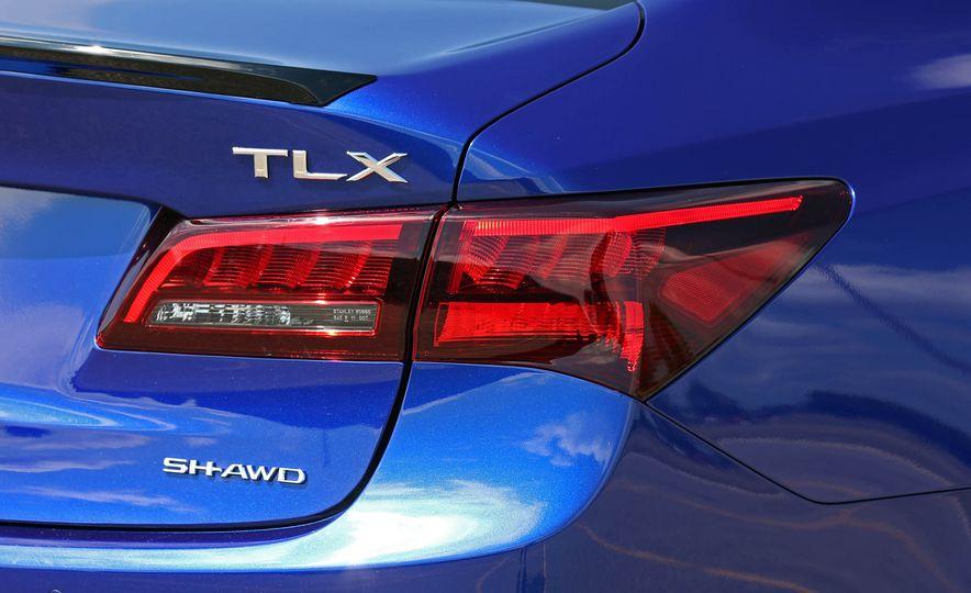 2018 Acura TLX - Slide 30