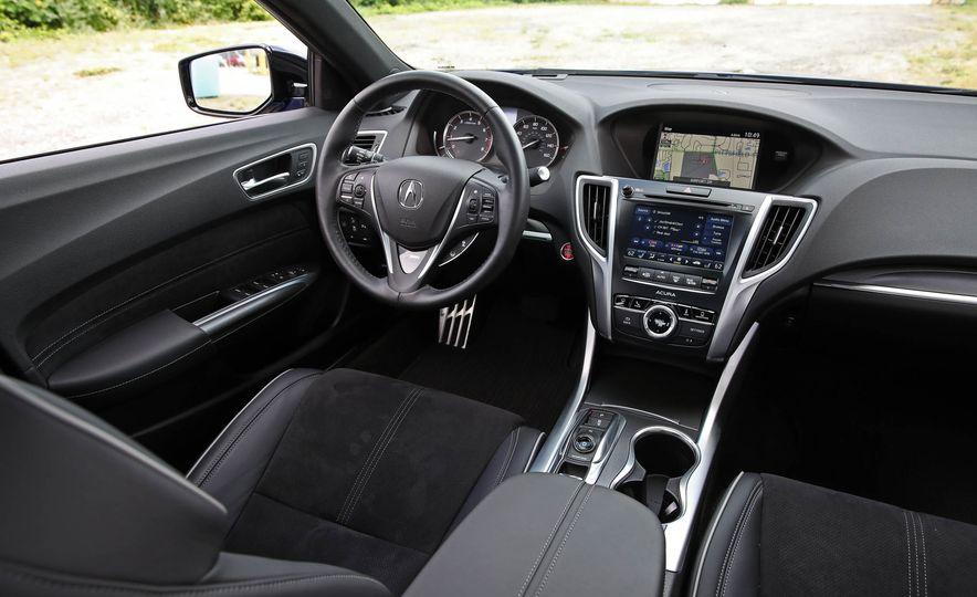 2018 Acura TLX - Slide 35
