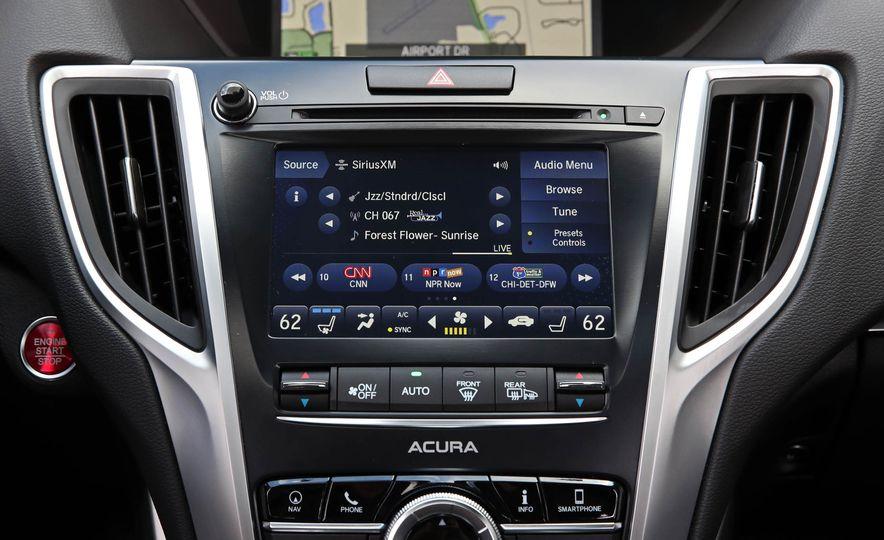 2018 Acura TLX - Slide 46