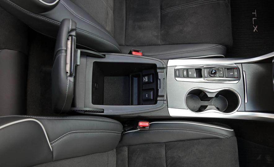 2018 Acura TLX - Slide 54