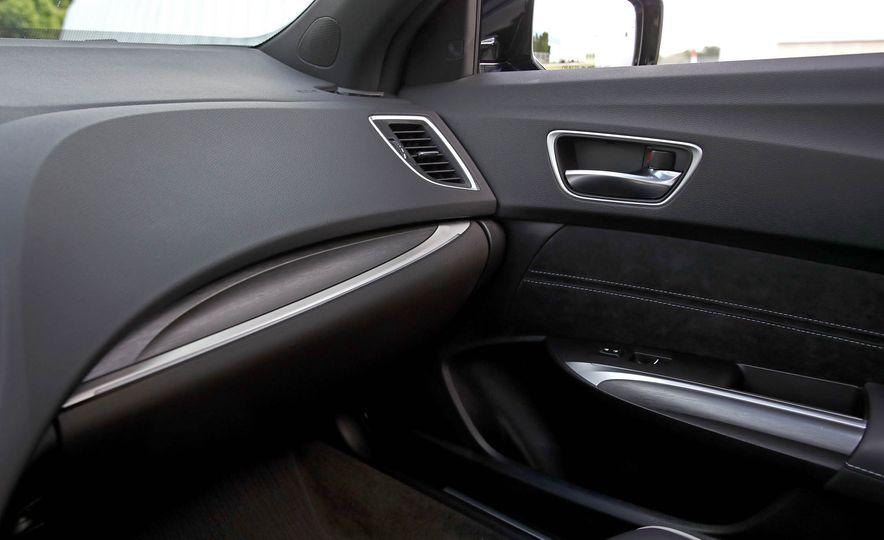 2018 Acura TLX - Slide 55