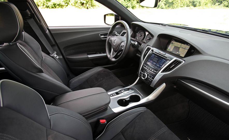2018 Acura TLX - Slide 64