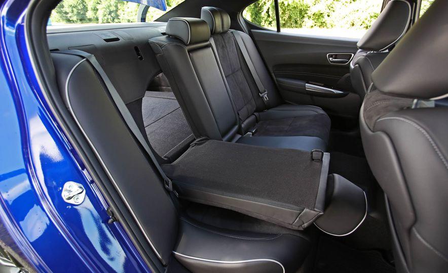 2018 Acura TLX - Slide 76
