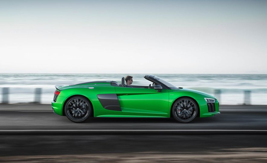 Audi R8 Spyder V10 Plus - Slide 7