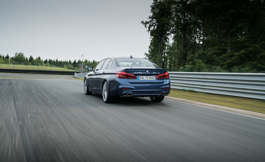 2018 BMW Alpina B5 Biturbo - Slide 33