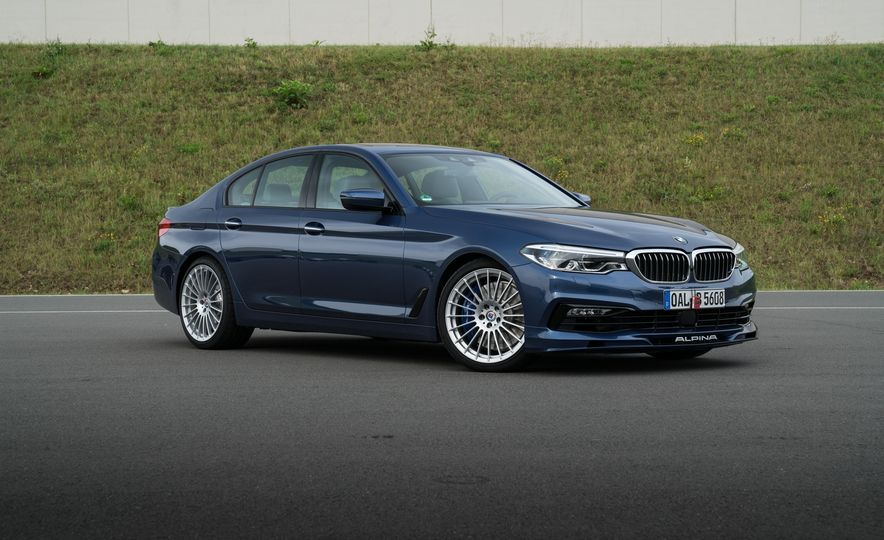 2018 BMW Alpina B5 Biturbo - Slide 48
