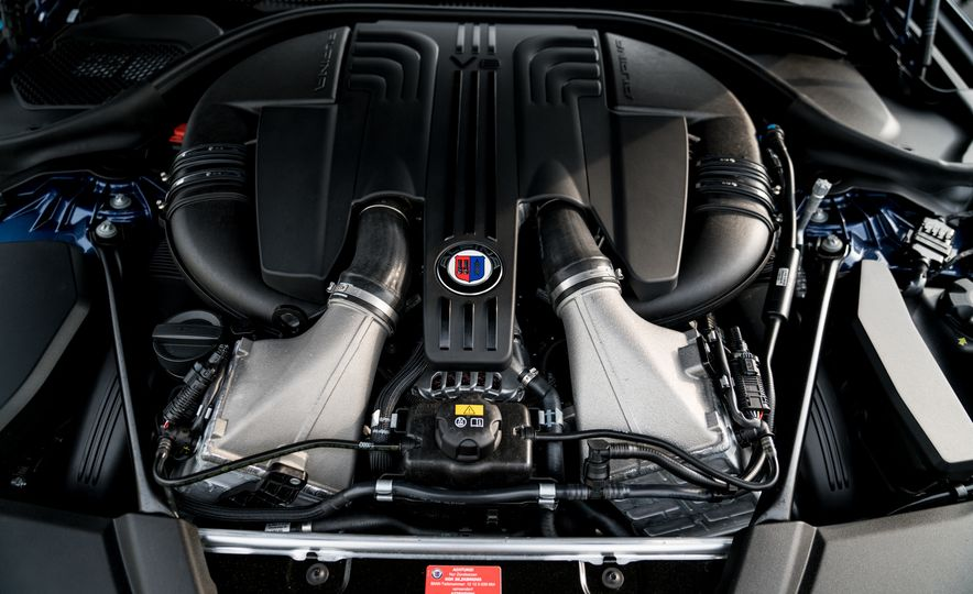 2018 BMW Alpina B5 Biturbo - Slide 69
