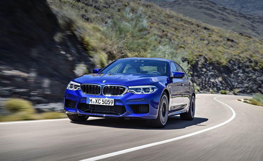 2018 BMW M5 - Slide 13