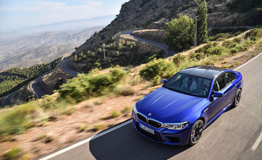 2018 BMW M5 - Slide 12
