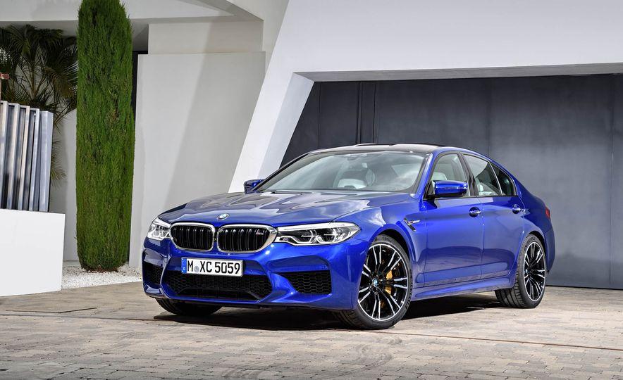2018 BMW M5 - Slide 17