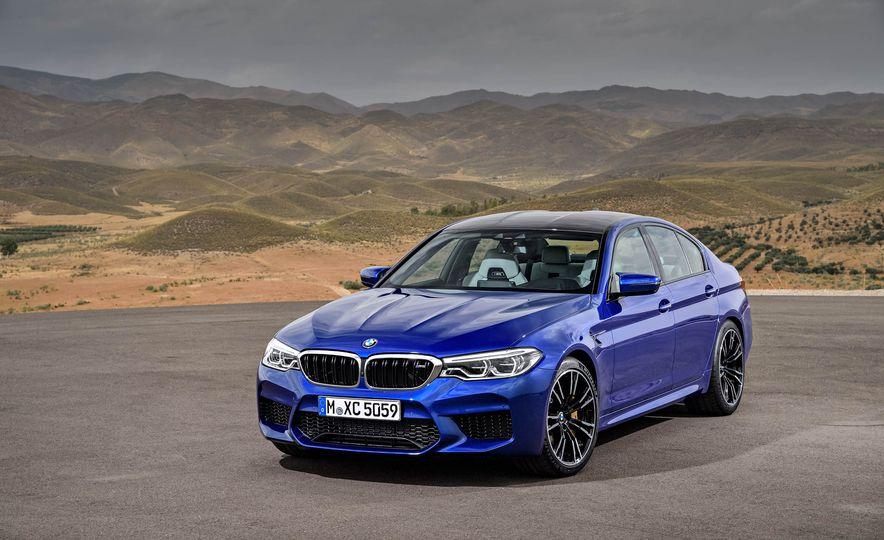 2018 BMW M5 - Slide 20