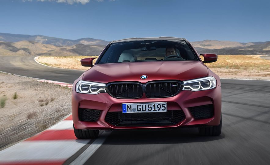 2018 BMW M5 - Slide 41