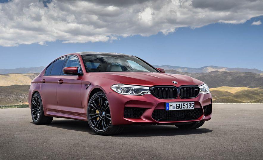 2018 BMW M5 - Slide 44