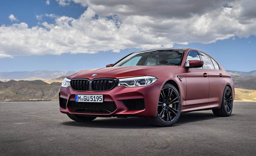 2018 BMW M5 - Slide 46