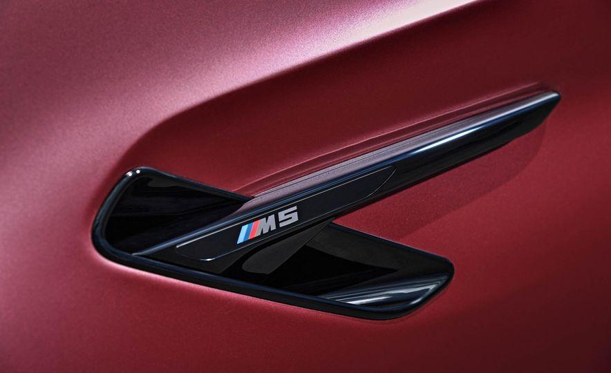 2018 BMW M5 - Slide 51