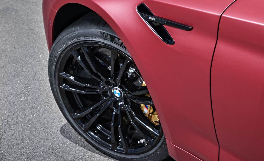 2018 BMW M5 - Slide 55