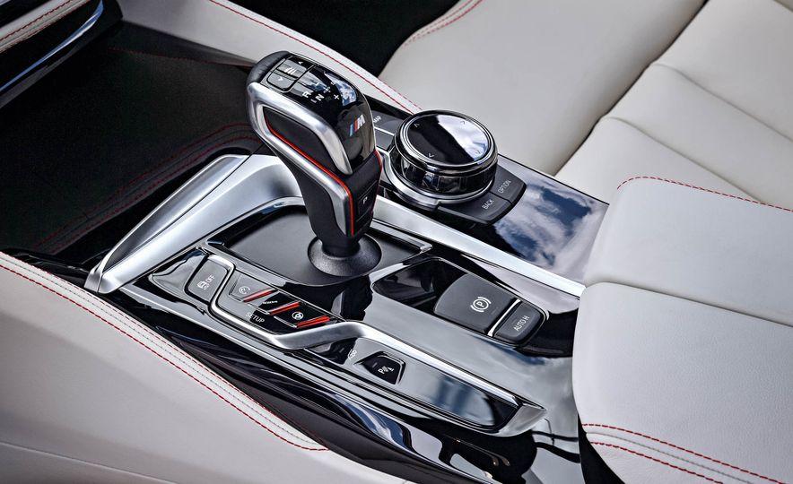 2018 BMW M5 - Slide 59