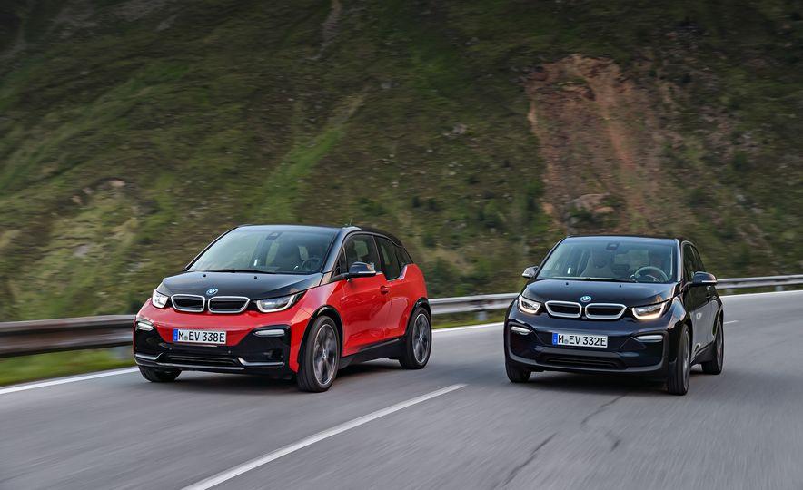 2018 BMW i3s - Slide 11