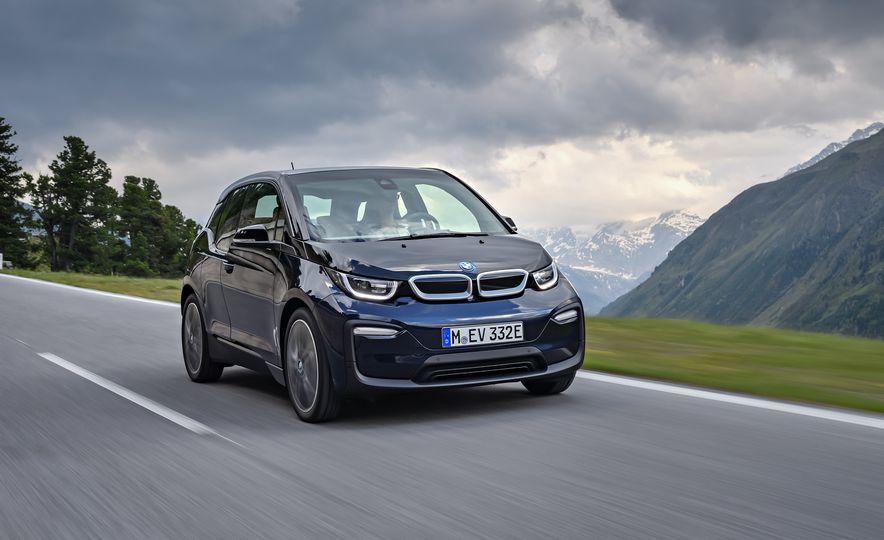 2018 BMW i3 and 2018 BMW i3s - Slide 6