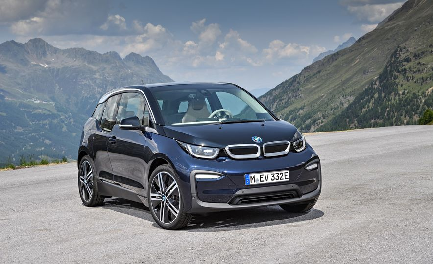 2018 BMW i3s - Slide 55
