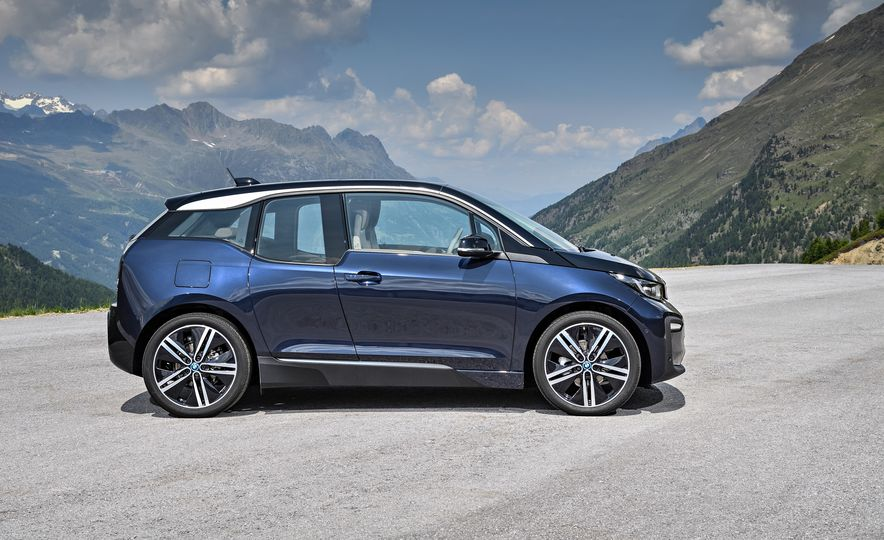 2018 BMW i3s - Slide 56