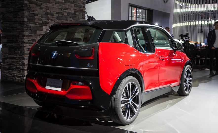 2018 BMW i3s - Slide 3