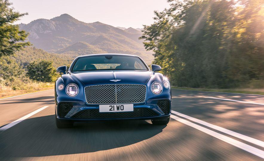 2019 Bentley Continental GT - Slide 7