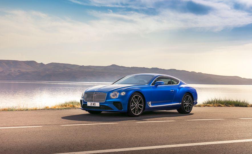 2019 Bentley Continental GT - Slide 11