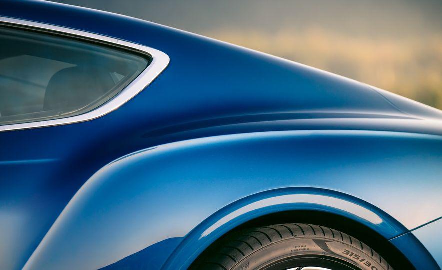 2019 Bentley Continental GT - Slide 18