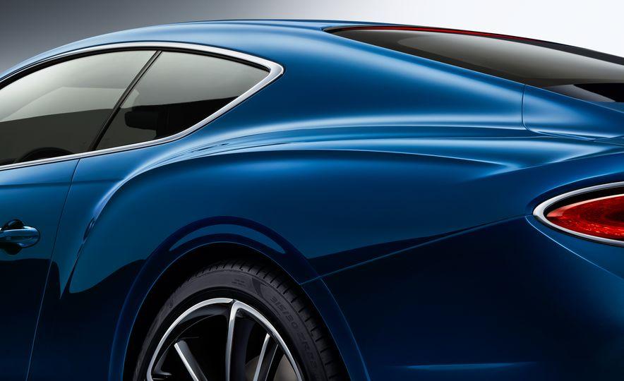 2019 Bentley Continental GT - Slide 22