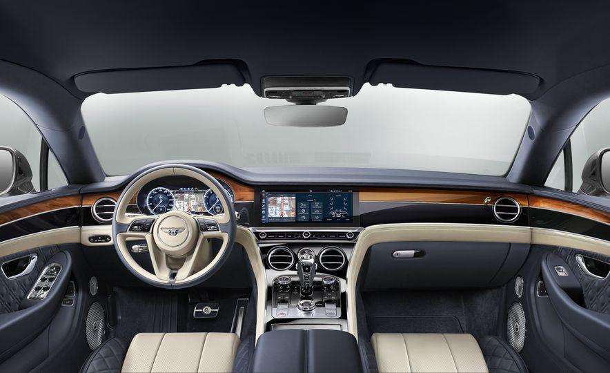 2019 Bentley Continental GT - Slide 24