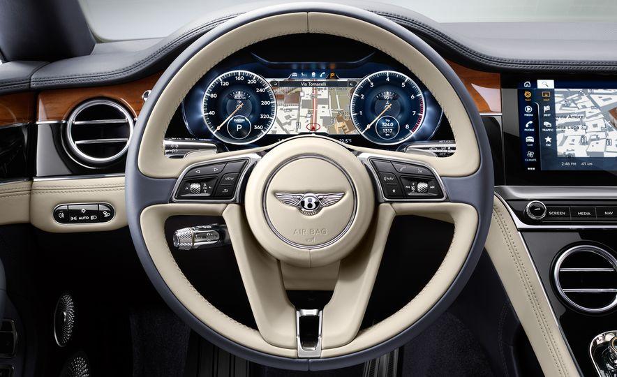 2019 Bentley Continental GT - Slide 26