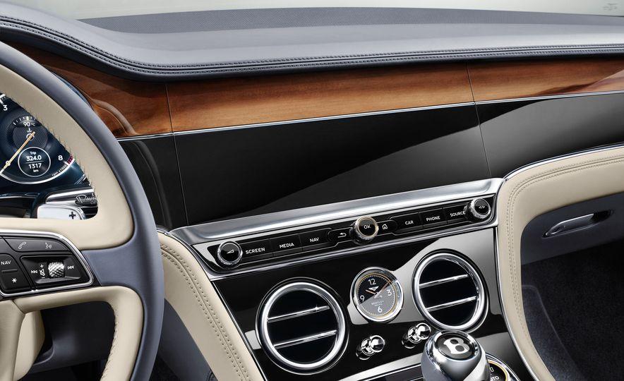 2019 Bentley Continental GT - Slide 27