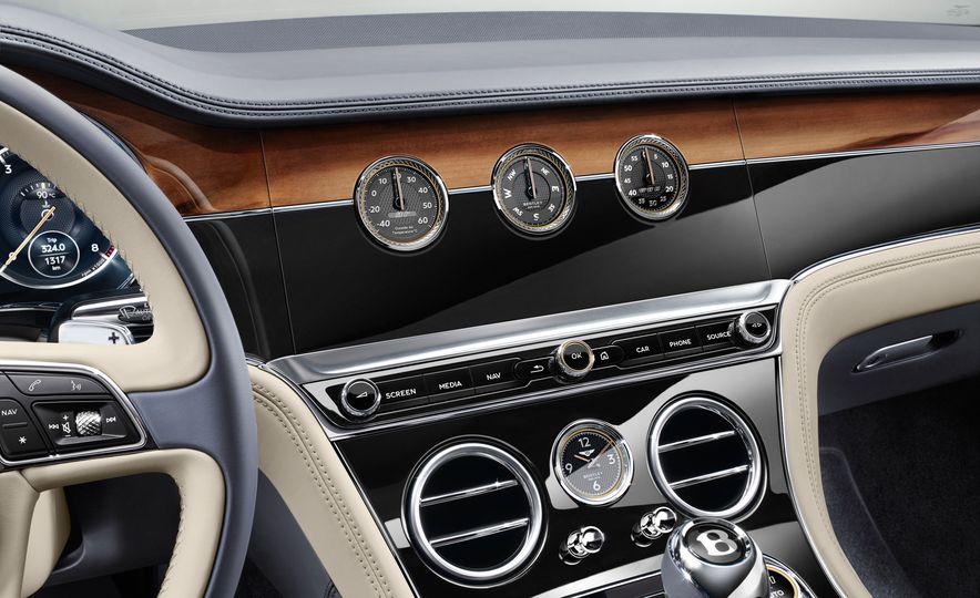 2019 Bentley Continental GT - Slide 28