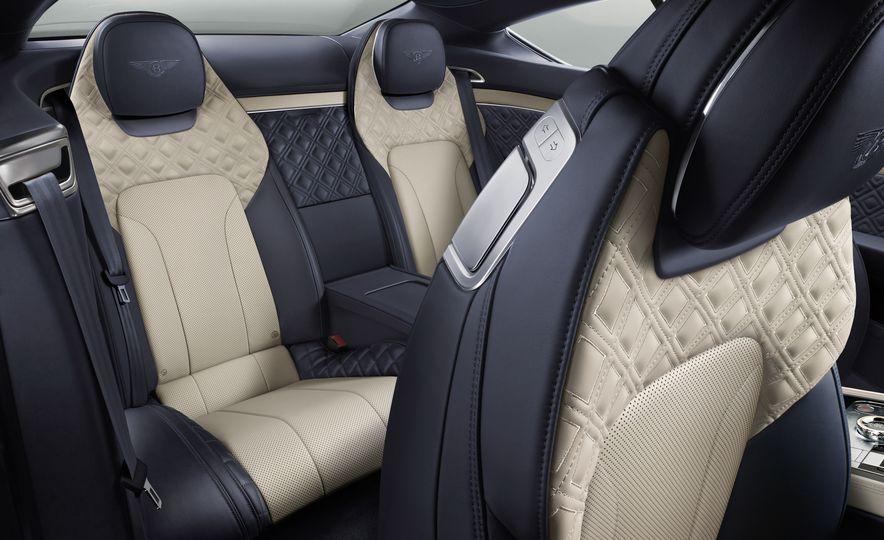 2019 Bentley Continental GT - Slide 34