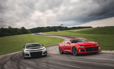 ZL1 + 1 LE: What Sets the Chevrolet Camaro ZL1 1LE Apart from the ZL1