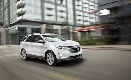 Cheaper by the Diesel: 2018 Chevrolet Equinox Diesel Priced at $31,435, Nears 40 MPG
