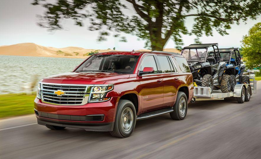 2018 Chevrolet Tahoe Custom - Slide 1