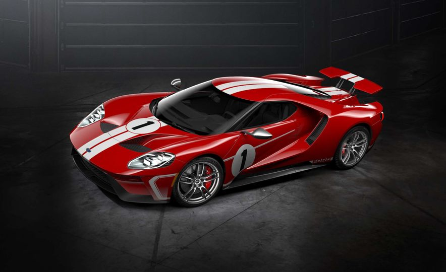 2018 Ford GT '67 Heritage Edition - Slide 1