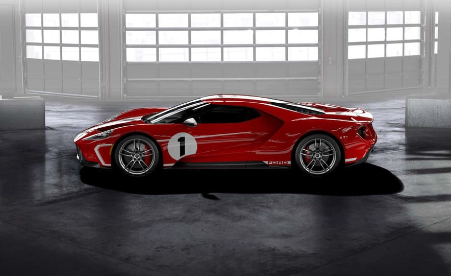 2018 Ford GT '67 Heritage Edition - Slide 2