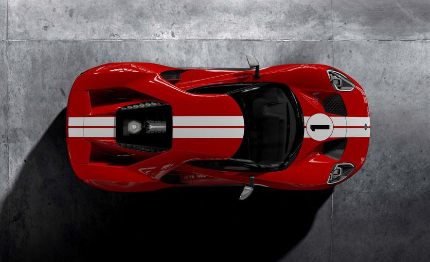 2018 Ford GT '67 Heritage Edition - Slide 4