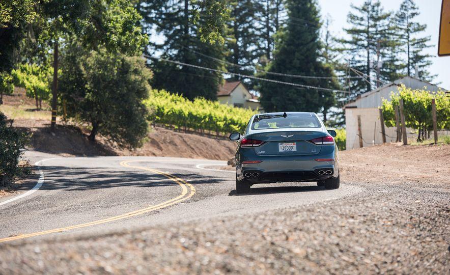 2018 Genesis G80 Sport AWD - Slide 10