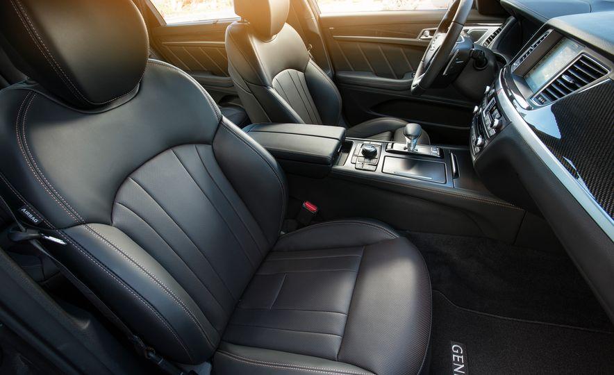 2018 Genesis G80 Sport AWD - Slide 28