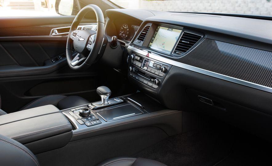 2018 Genesis G80 Sport AWD - Slide 29