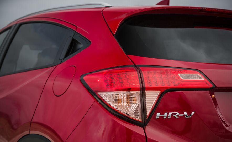 2018 Honda HR-V - Slide 25