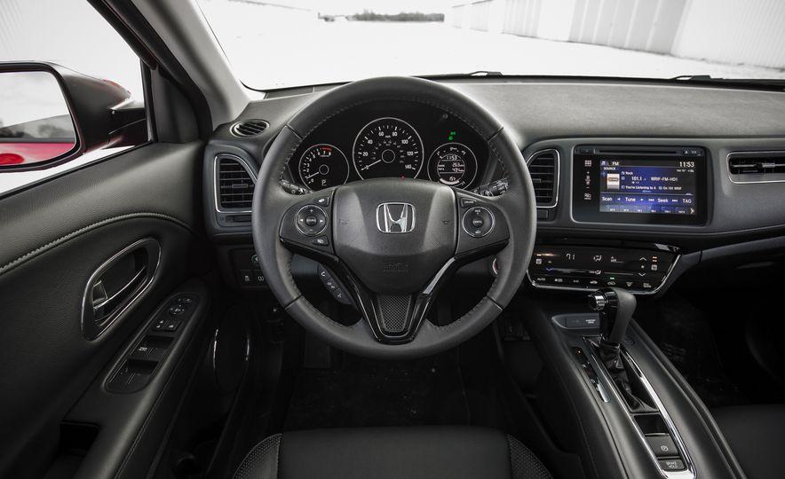 2018 Honda HR-V - Slide 36